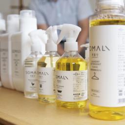 大量の洗濯を、楽しくきもちよく!ナチュラル洗剤SOMALI(そまり)