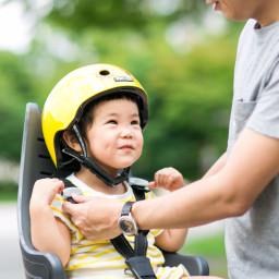 bobike(ボバイク)の肩部分で脱着するベルトが便利な理由