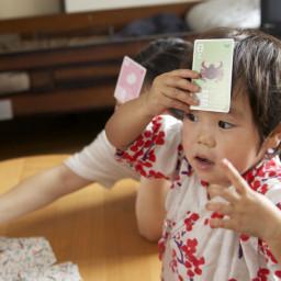 おっとっトランプの楽しみ方:FISH HEAD(2人~、5歳~)