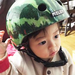 【メロンヘルメット レビュー】ベビーとの安全&快適な自転車ライフ